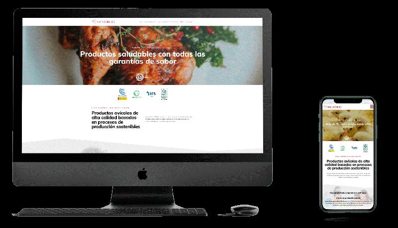 Redondo presenta su nueva web corporativa